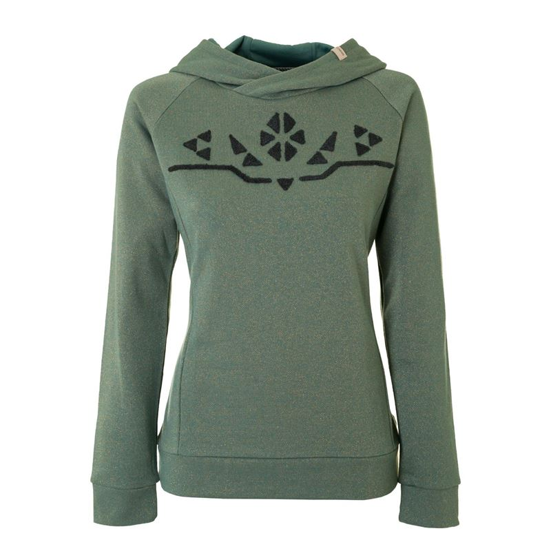 Brunotti Naiad  (grün) - damen pullover & strickjacken - Brunotti online shop