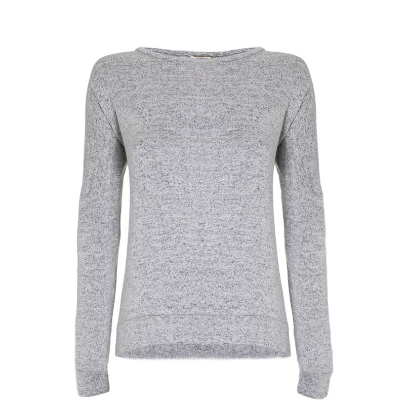 Brunotti Helene Women Sweat (Grey) - WOMEN JUMPERS & CARDIGANS - Brunotti online shop