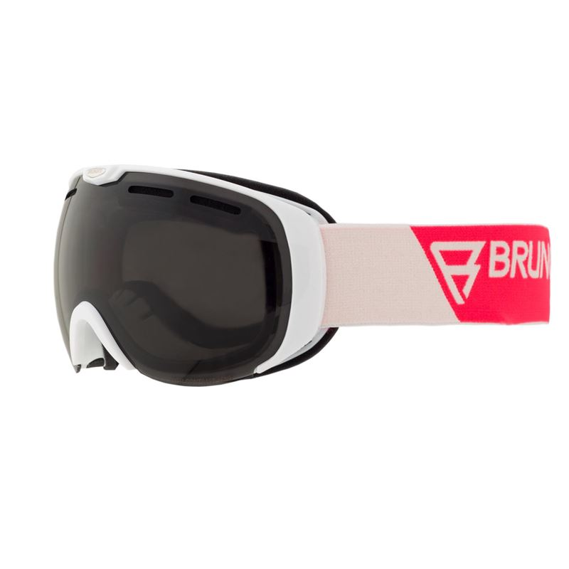 Brunotti Deluxe 1 Women Goggle (White) - WOMEN SNOW GOGGLES - Brunotti online shop