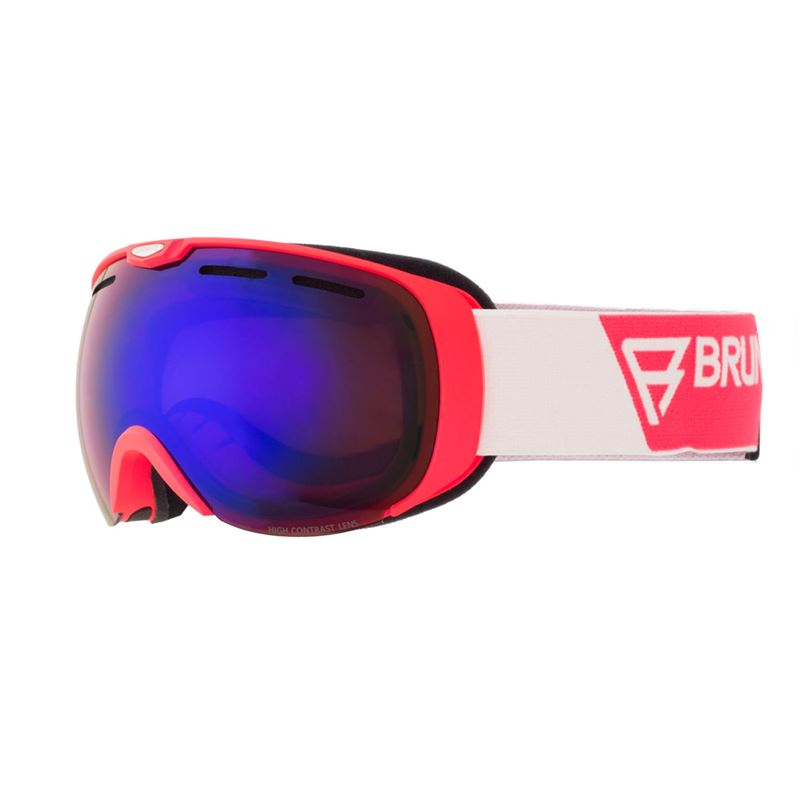 Brunotti Deluxe  (pink) - women snow goggles - Brunotti online shop