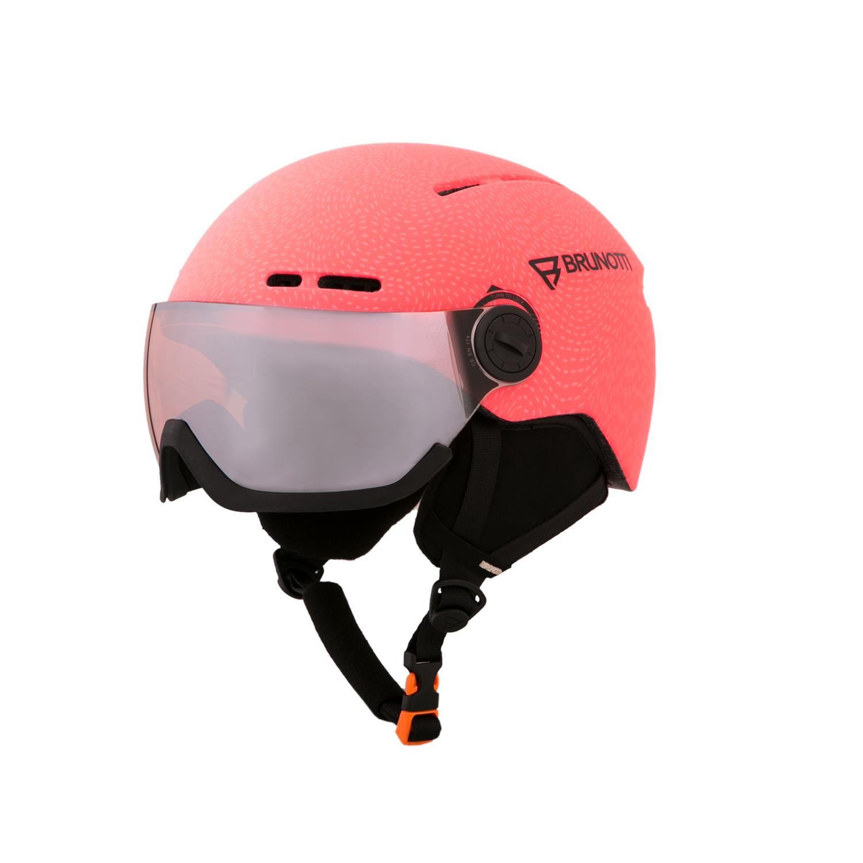 Brunotti Oberon Pink Women Snow Helmets Online Shop Winter Hat Wh 97 Thumb 1