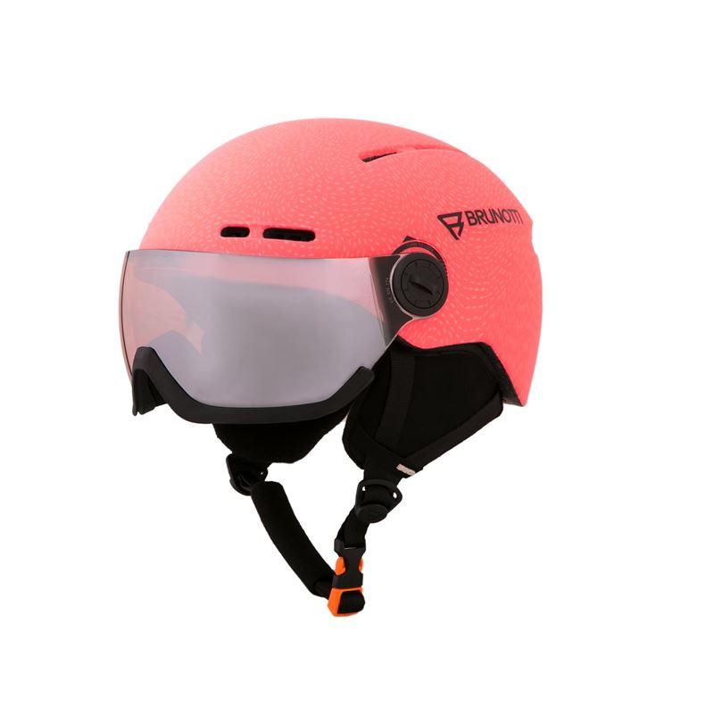 Brunotti Oberon  (roze) - dames ski / snowboard helmen - Brunotti online shop