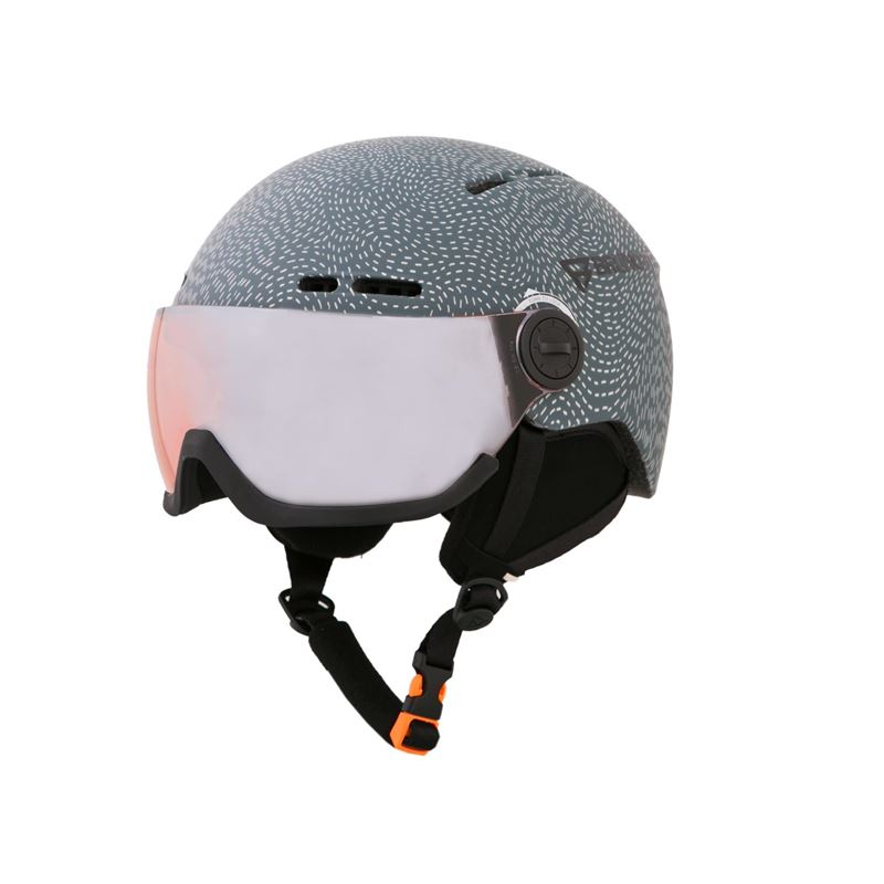 Brunotti Oberon 3 Women Helmet (Blue) - WOMEN SNOW HELMETS - Brunotti online shop