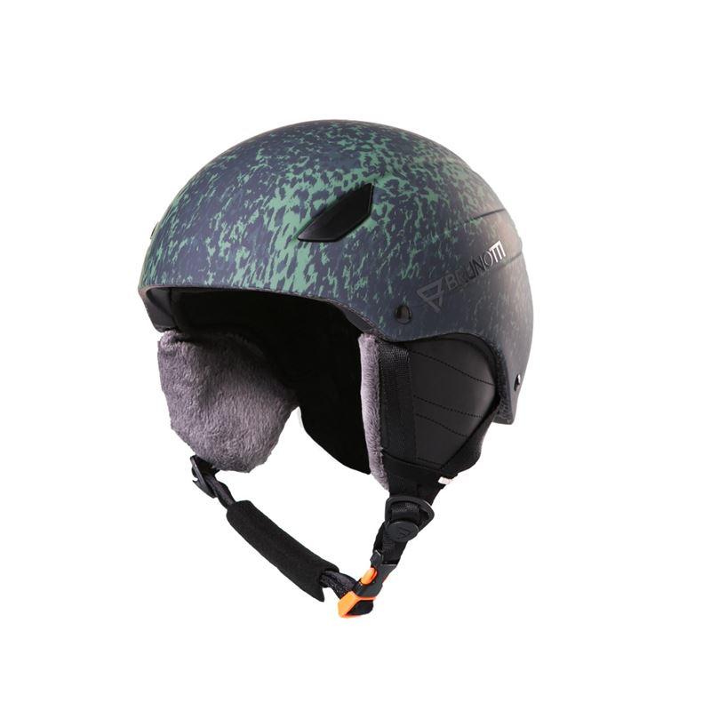Brunotti Helene 2 Women Helmet (Green) - WOMEN SNOW HELMETS - Brunotti online shop