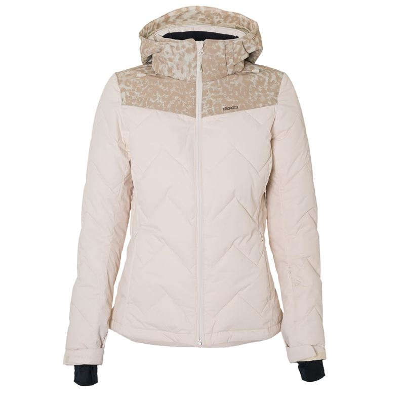 Brunotti Sirius  (white) - women jackets - Brunotti online shop