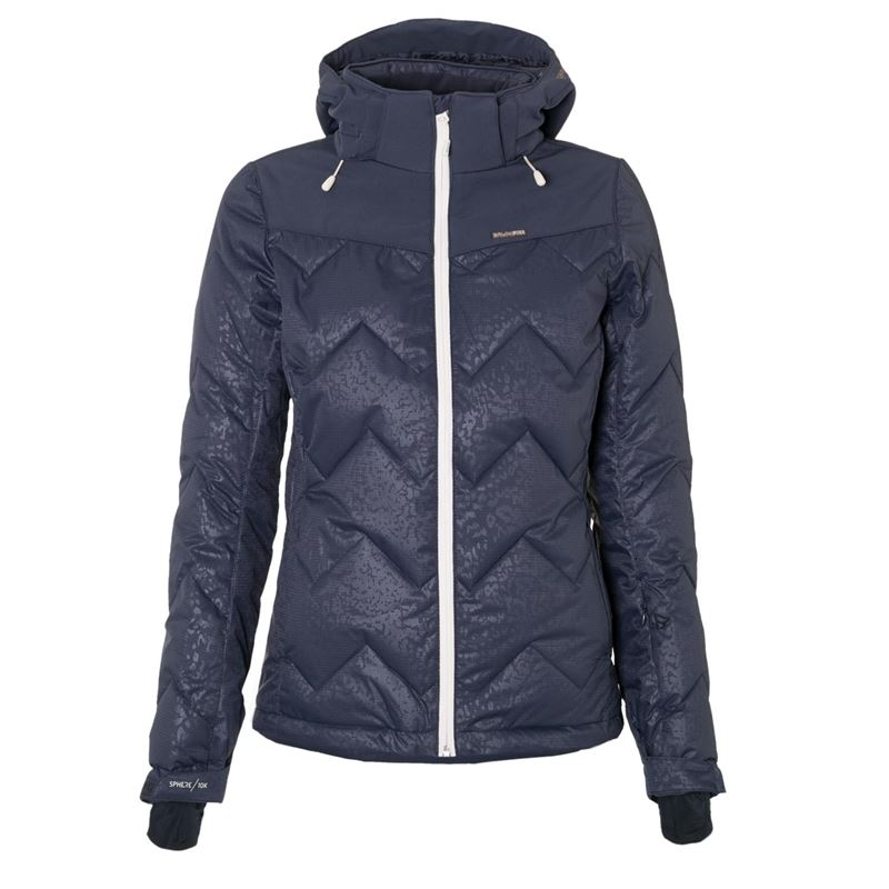 Brunotti Sirius  (blue) - women jackets - Brunotti online shop