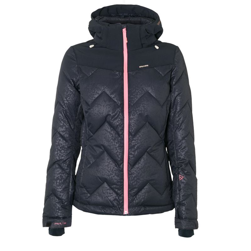Brunotti Sirius Women Snowjacket (Black) - WOMEN JACKETS - Brunotti online shop