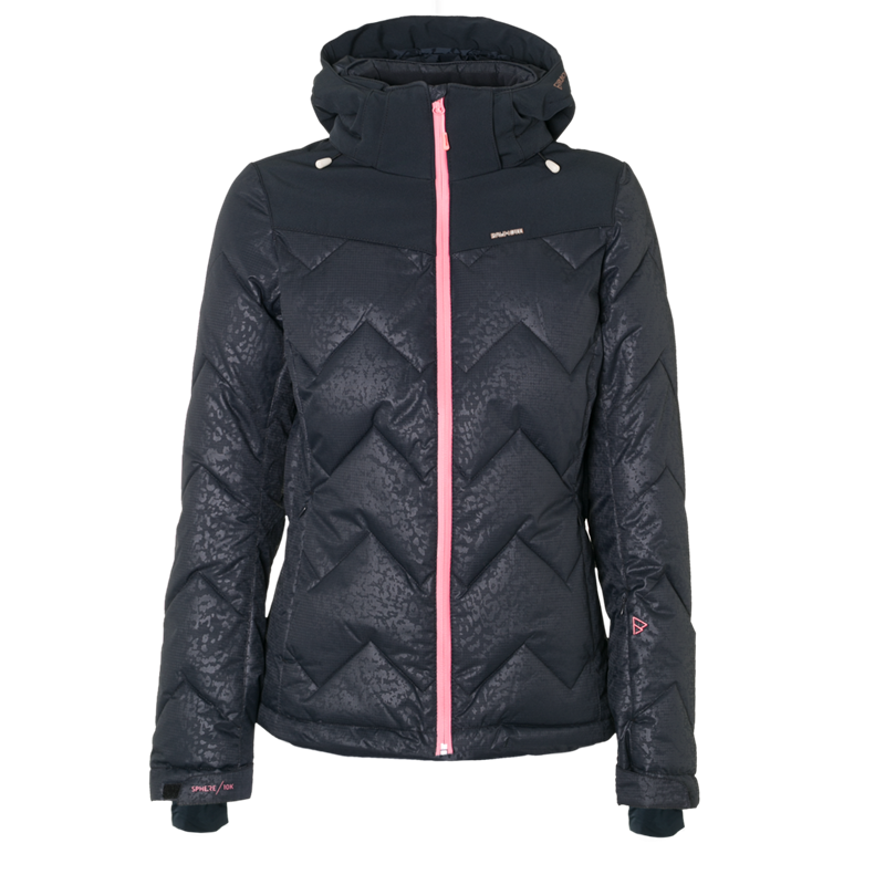 Brunotti Sirius Women Snowjacket (Black) - WOMEN JACKETS - Brunotti online shop