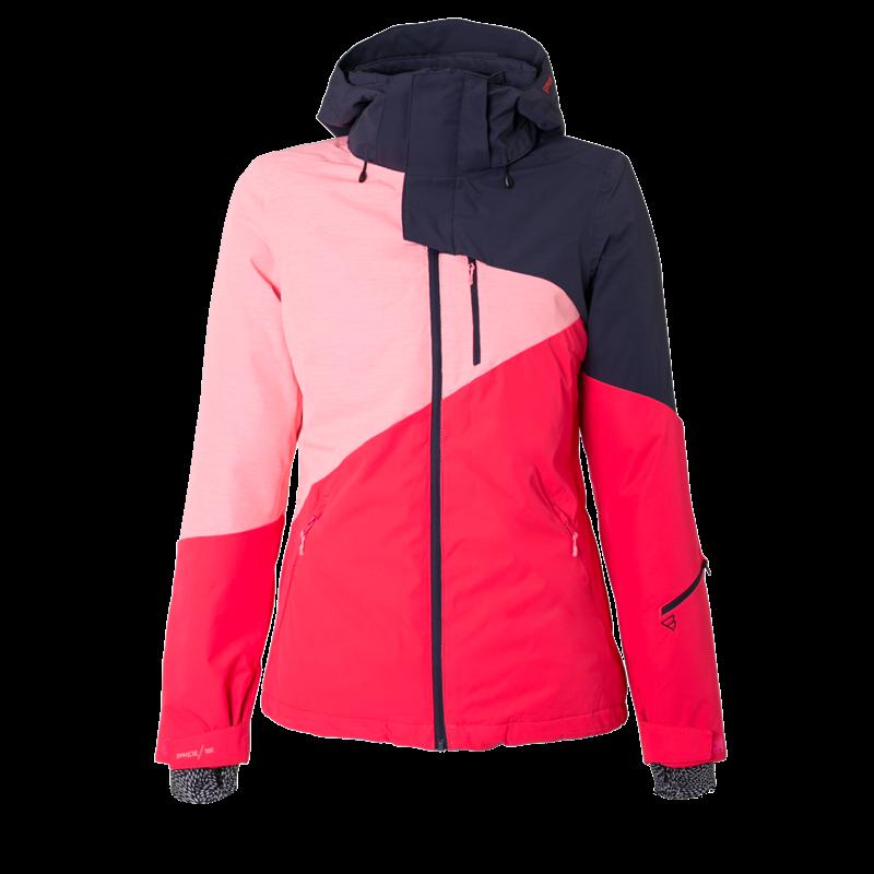 Brunotti Cylenne Women Snowjacket (Pink) - WOMEN JACKETS - Brunotti online shop