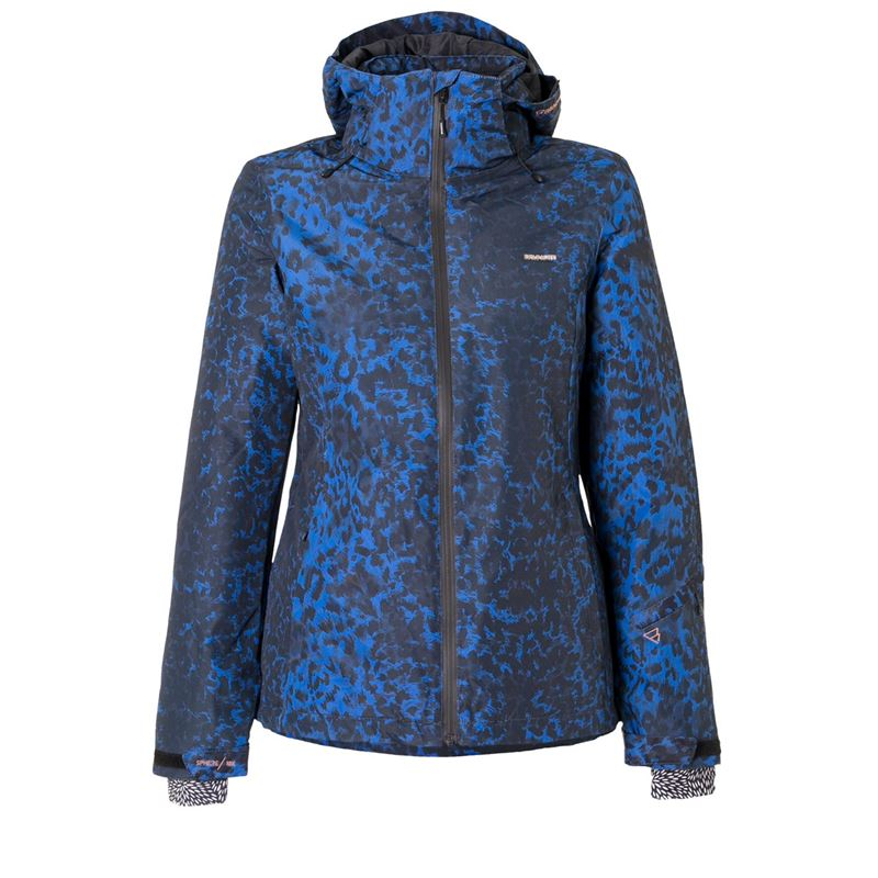 Brunotti Phoebe Women Snowjacket (Blue) - WOMEN JACKETS - Brunotti online shop