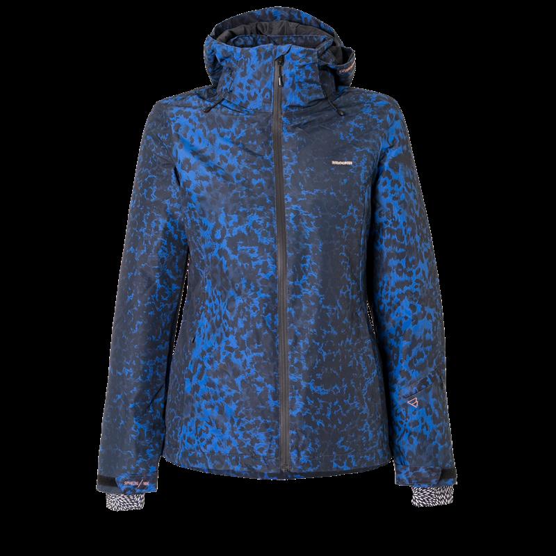 Brunotti Phoebe Women Snowjacket (Blue) - WOMEN JACKETS - Brunotti online shop