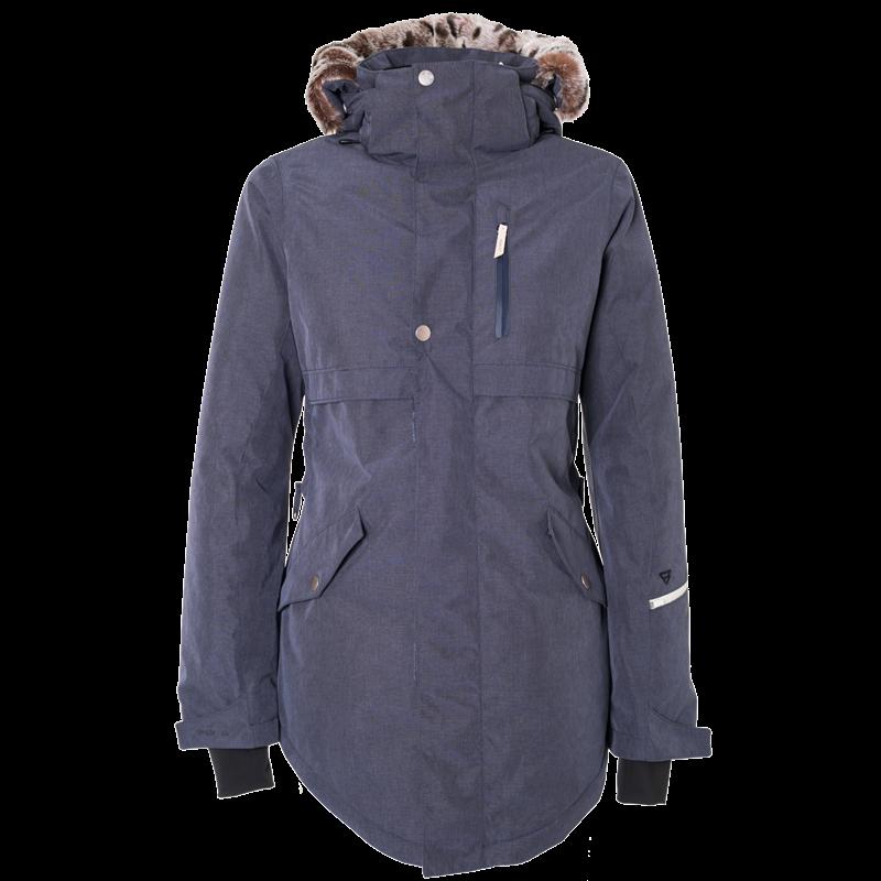 Brunotti Jupiter Women Snowjacket (Blue) - WOMEN JACKETS - Brunotti online shop