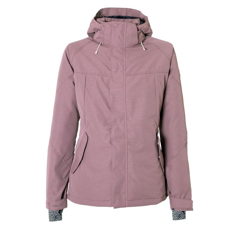 Brunotti Pluto Women Snowjacket (Braun) - DAMEN JACKEN - Brunotti online shop