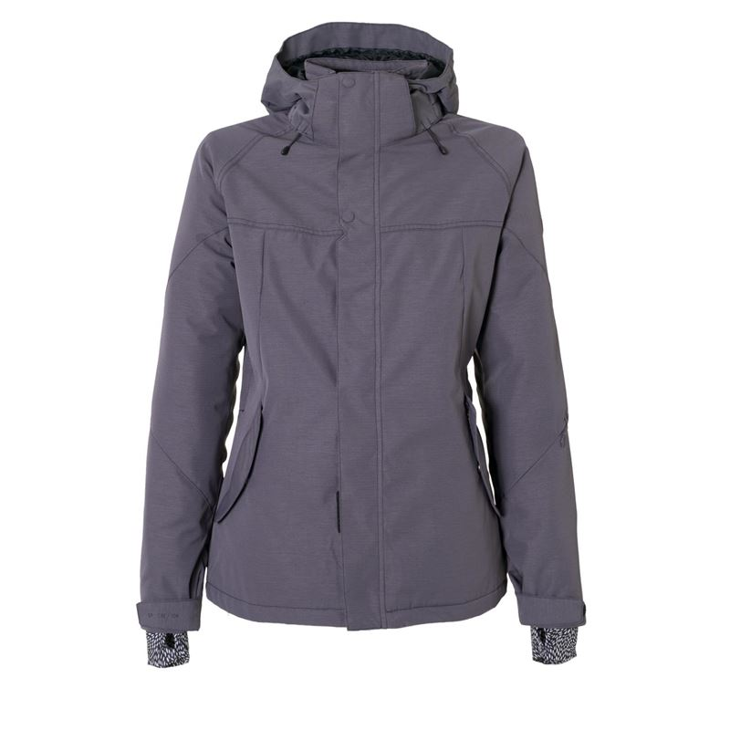 Brunotti Pluto  (grey) - women jackets - Brunotti online shop