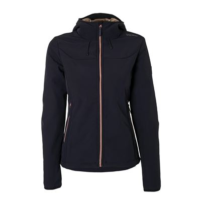 Brunotti Naos Women Softshell jacket. Verfügbar in XS,S,M,L,XL,XXL (1722124017-099)