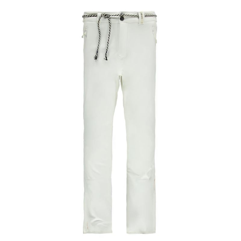 Brunotti Tavors Women Softshell pant (White) - WOMEN SNOW PANTS - Brunotti online shop