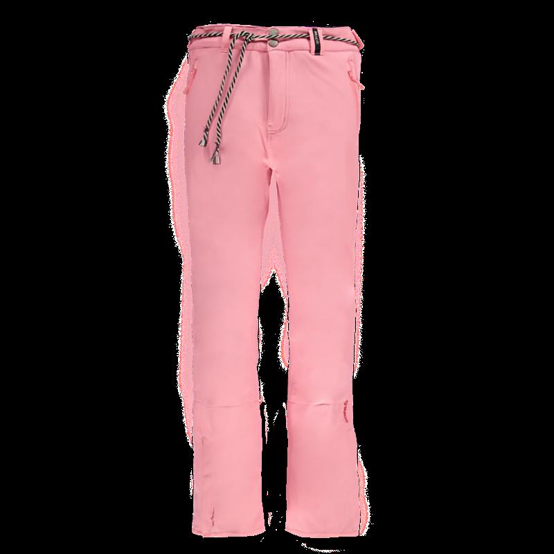Brunotti Tavors Women Softshell pant (Pink) - WOMEN SNOW PANTS - Brunotti online shop