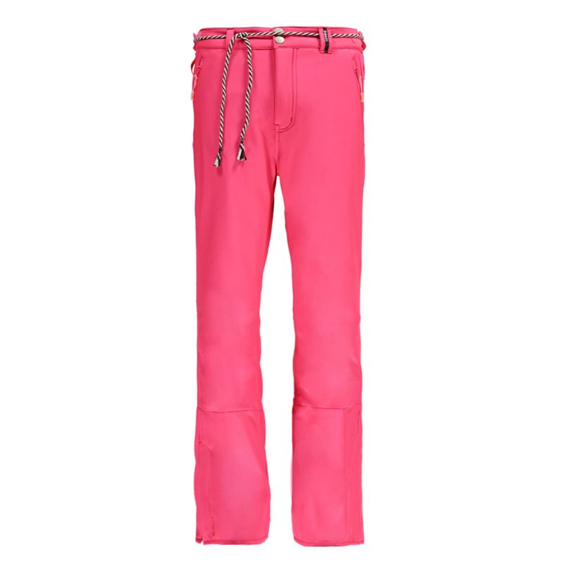 Brunotti Tavors Women Softshell pant (Pink) - WOMEN SNOW PANTS - Brunotti online shop