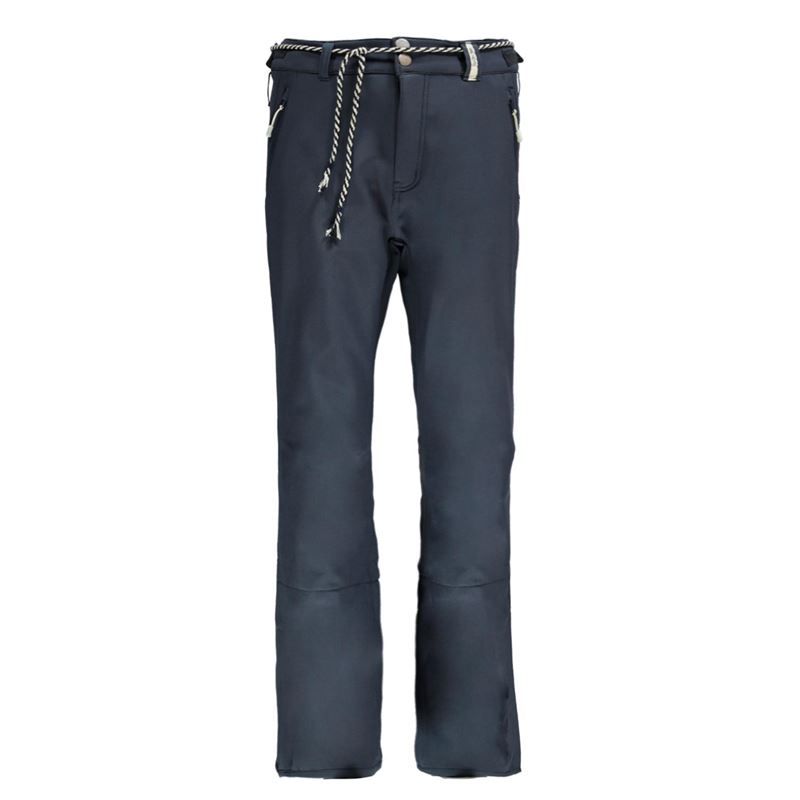 Brunotti Tavors Women Softshell pant (Blauw) - DAMES SKI / SNOWBOARD BROEKEN - Brunotti online shop