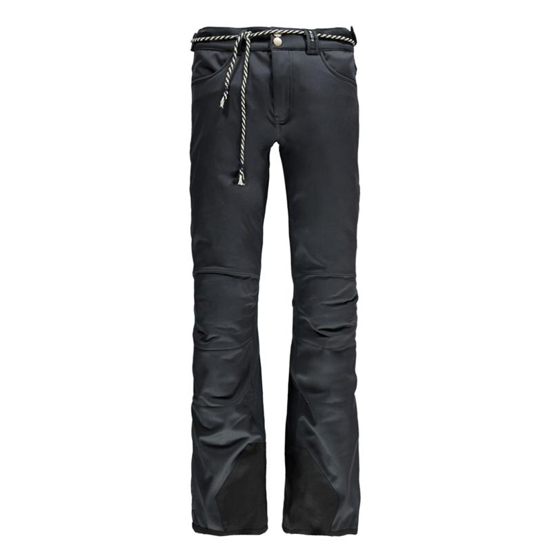 Brunotti Rigging Women Softshell pant (Grey) - WOMEN SNOW PANTS - Brunotti online shop
