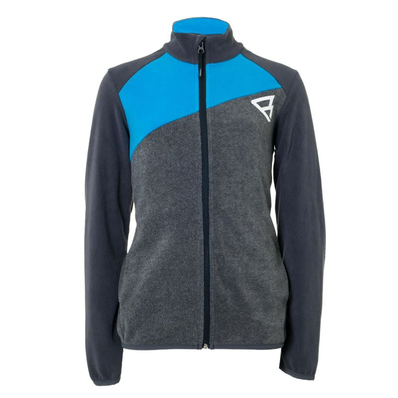 Brunotti Lifeline JR Boys  Fleece (Blauw) - JONGENS FLEECES - Brunotti online shop