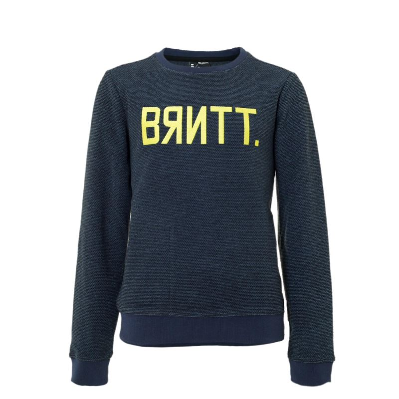 Brunotti Upwind  (blauw) - jongens truien & vesten - Brunotti online shop
