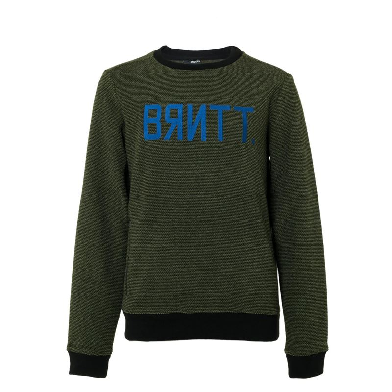 Brunotti Upwind  (grau) - jungen pullover & strickjacken - Brunotti online shop