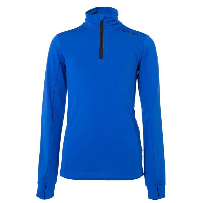 Brunotti Terni JR Boys  Fleece (Blauw) - JONGENS FLEECES - Brunotti online shop