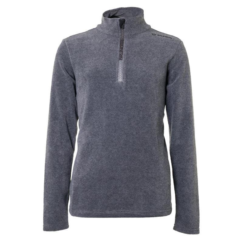 Brunotti Tenno JR Boys  Fleece (Grau) - JUNGEN FLEECES - Brunotti online shop