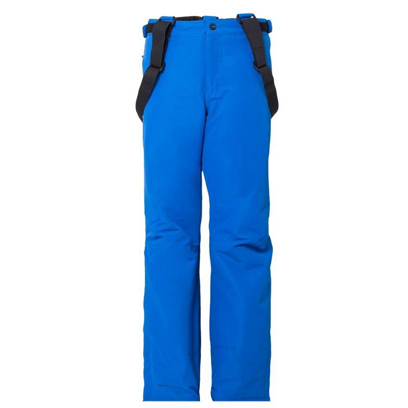 Brunotti Footstrap JR Boys  Snowpant (Blauw) - JONGENS SKI / SNOWBOARD BROEKEN - Brunotti online shop
