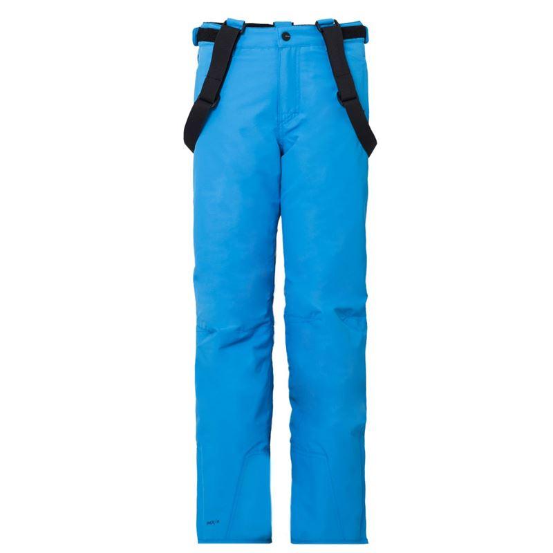 Brunotti Footstrap JR Boys  Snowpant (Blau) - JUNGEN SKI / SNOWBOARD HOSEN - Brunotti online shop