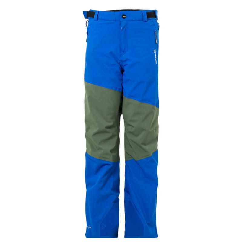 Brunotti Neville JR Boys  Snowpant (Blauw) - JONGENS SKI / SNOWBOARD BROEKEN - Brunotti online shop