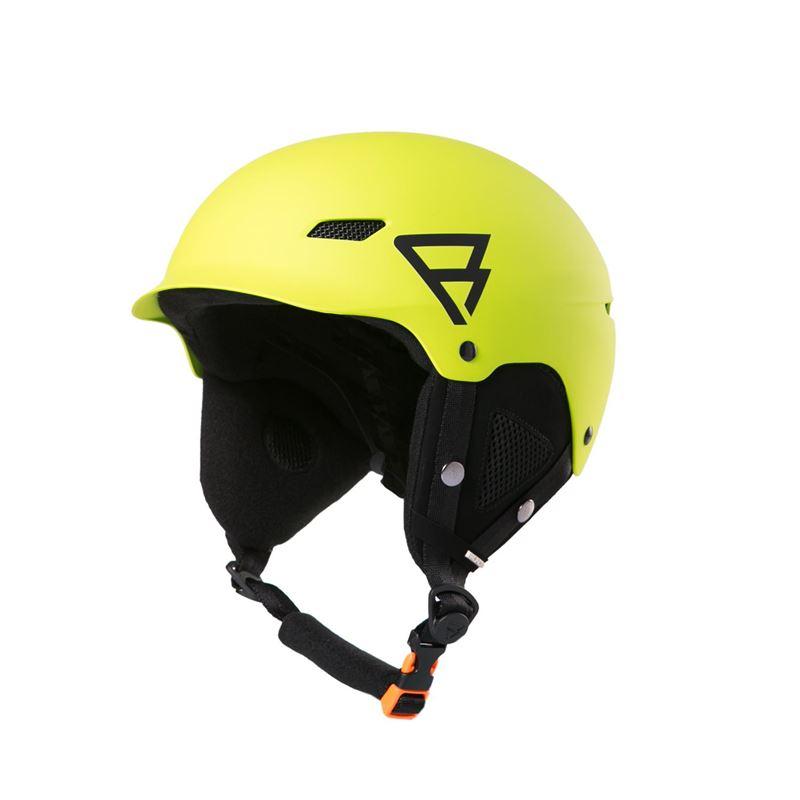 Brunotti Proxima 5 Junior Helmet (Geel) - JONGENS SKI / SNOWBOARD HELMEN - Brunotti online shop