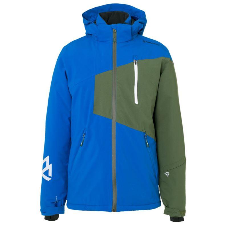 Brunotti Kentucky JR Boys  Snowjacket (Blauw) - JONGENS JASSEN - Brunotti online shop
