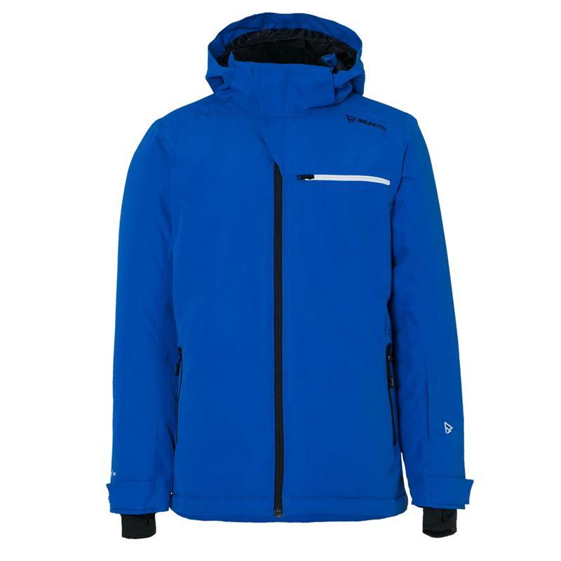 Brunotti Jiptop JR Boys  Snowjacket (Blauw) - JONGENS JASSEN - Brunotti online shop