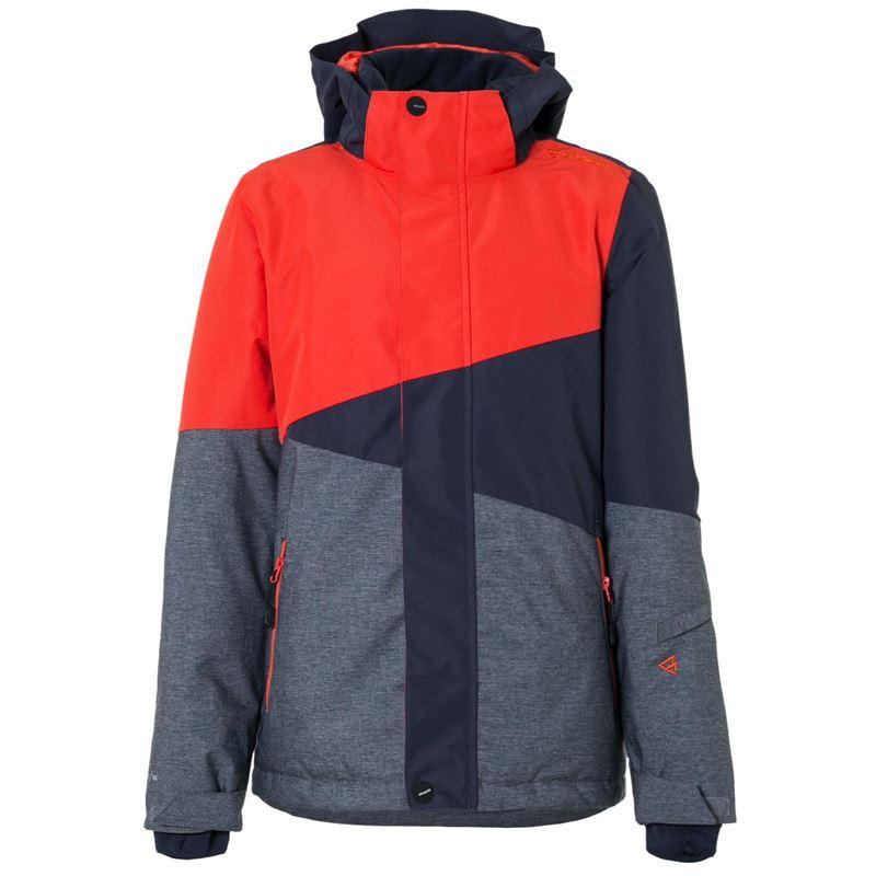 Brunotti Idaho  (oranje) - jongens jassen - Brunotti online shop