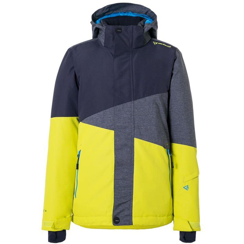 Brunotti Idaho JR Boys  Snowjacket (Blau) - JUNGEN JACKEN - Brunotti online shop