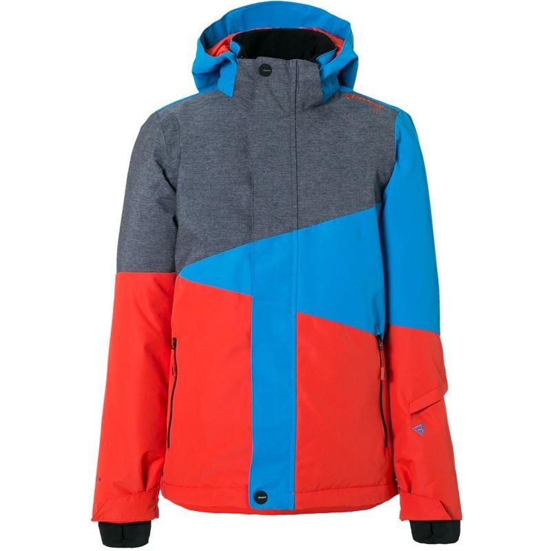Brunotti Idaho JR Boys  Snowjacket (Grau) - JUNGEN JACKEN - Brunotti online shop