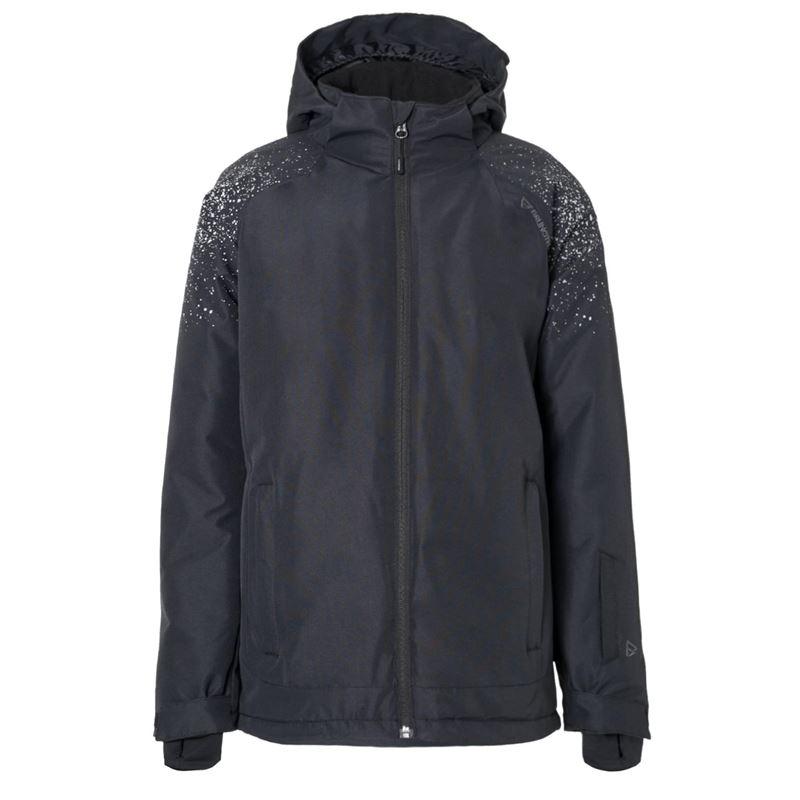 Brunotti Sadler JR Boys  Snowjacket (Schwarz) - JUNGEN JACKEN - Brunotti online shop