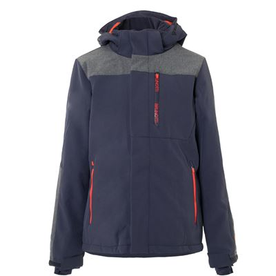 Brunotti Twintip JR Boys  Softshell jacket. Available in 140,164,176 (1723124023-0528)