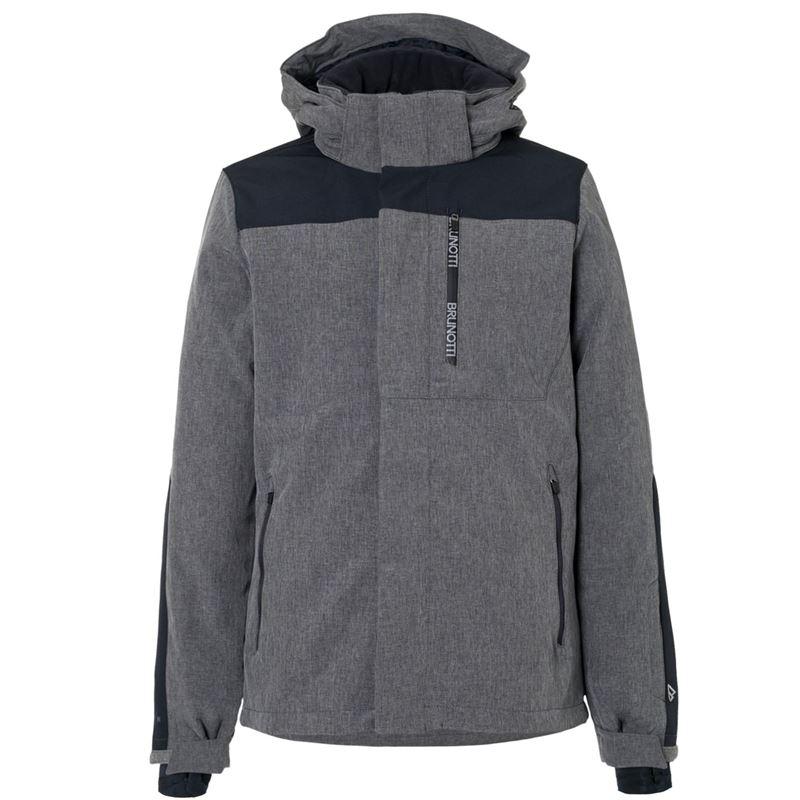 Brunotti Twintip  (grijs) - jongens jassen - Brunotti online shop