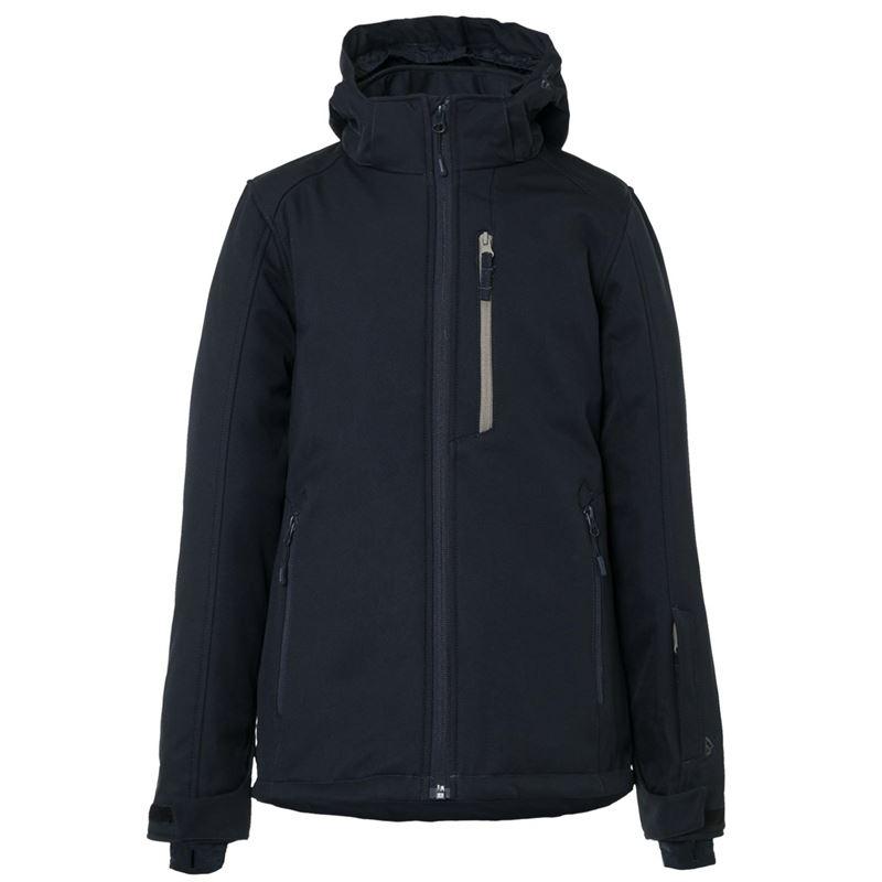 Brunotti Marsalas  (black) - boys jackets - Brunotti online shop