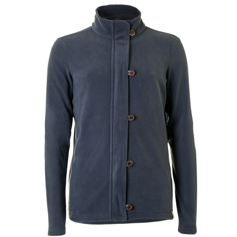 Brunotti Nunkina JR Girls Fleece (Blauw) - MEISJES FLEECES - Brunotti online shop