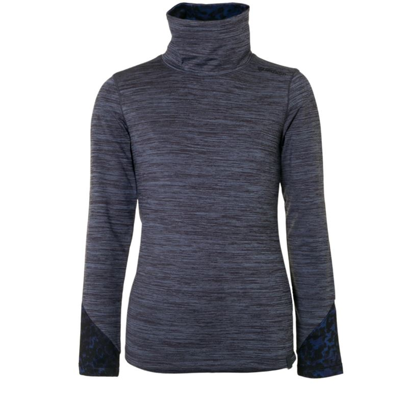 Brunotti Hally JR Girls Fleece (Blauw) - MEISJES FLEECES - Brunotti online shop
