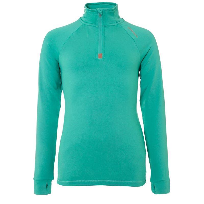Brunotti Yrenny  (groen) - meisjes fleeces - Brunotti online shop