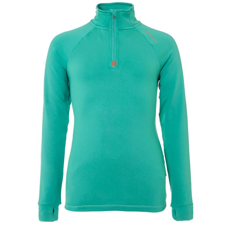 Brunotti Yrenny JR Girls Fleece (Green) - GIRLS FLEECES - Brunotti online shop