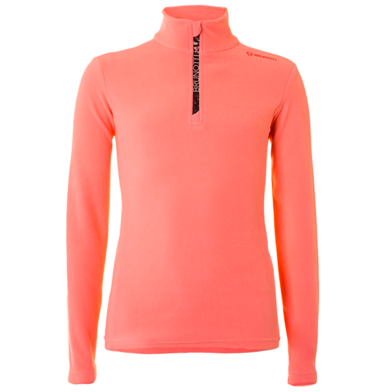 Brunotti Mismy JR Girls Fleece (Roze) - MEISJES FLEECES - Brunotti online shop