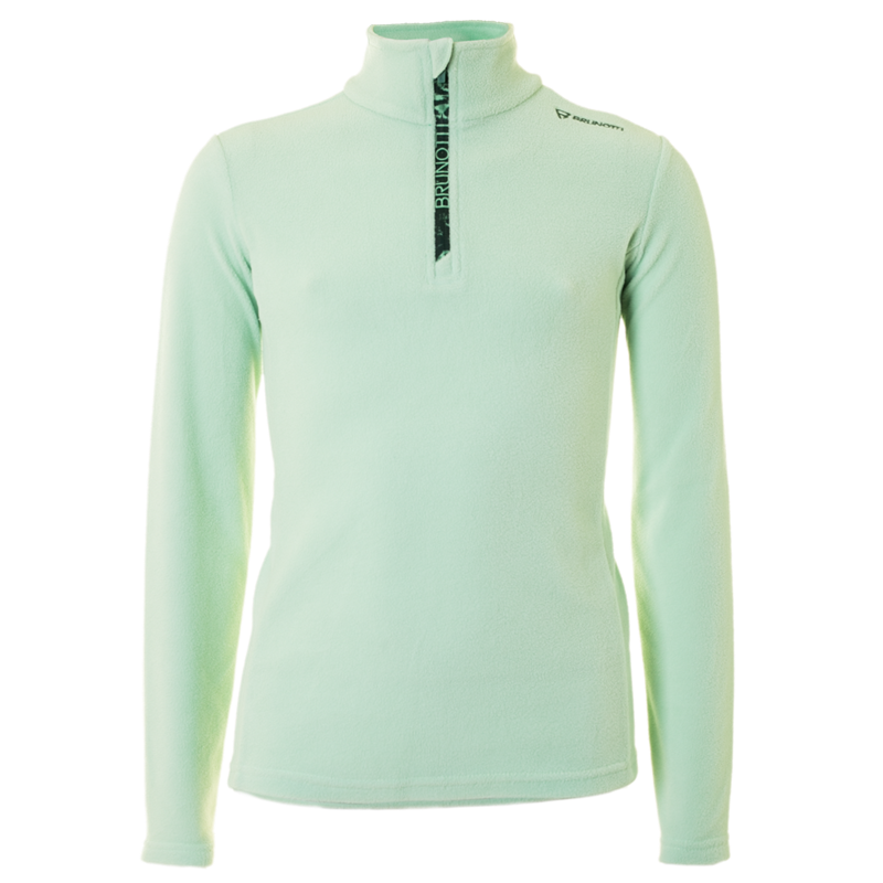 Brunotti Mismy JR Girls Fleece (Groen) - MEISJES FLEECES - Brunotti online shop