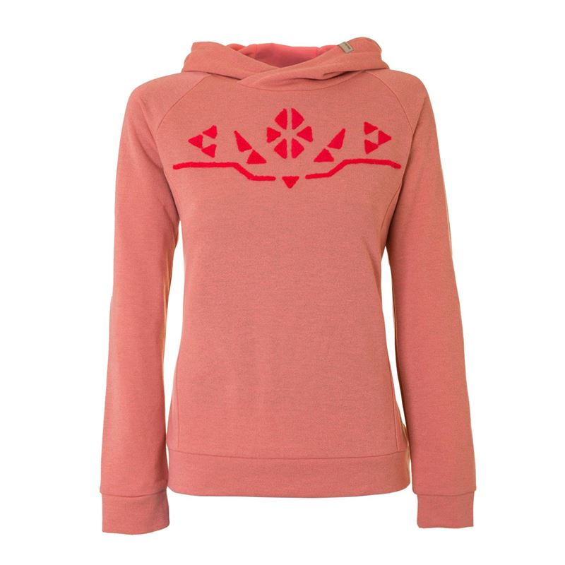 Brunotti Naiady JR Girls Sweat (Pink) - GIRLS JUMPERS & CARDIGANS - Brunotti online shop
