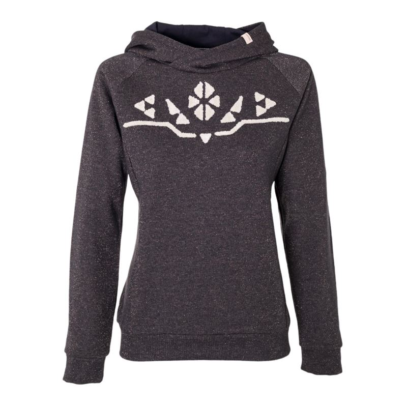 Brunotti Naiady JR Girls Sweat (Grijs) - MEISJES TRUIEN & VESTEN - Brunotti online shop